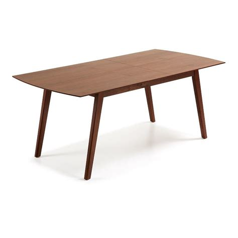 extendable dining tables extendable dining table nt wood walnut