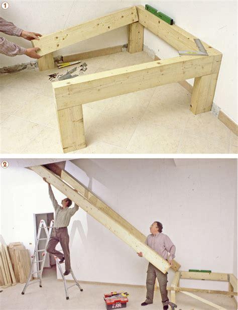 scala interna in legno scala in legno fai da te bricoportale fai da te e bricolage