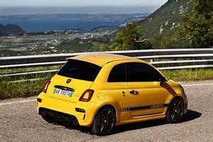 Fiat Abarth 595 Fiat 595 Abarth 2016 2017 Autoevolution