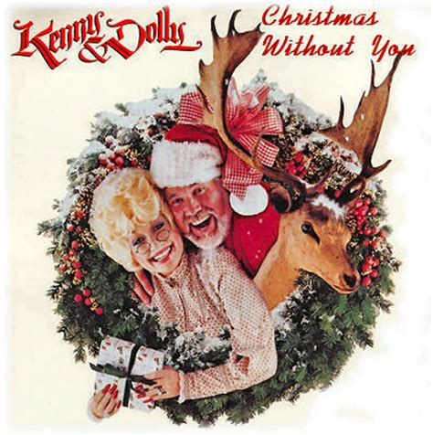 images of christmas without you kenny rogers and dolly parton singing christmas without you