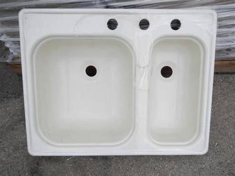 new rv cer marine kitchen sink motorhome new