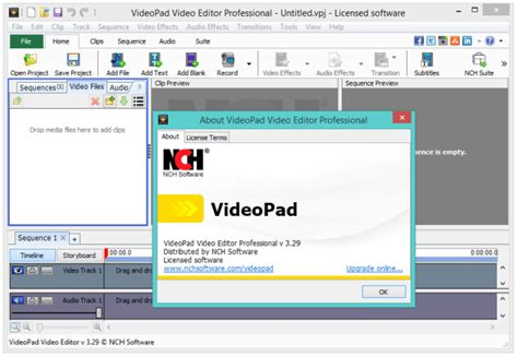 tutorial videopad by nch software crack for nch videopad video editor free tomlloadd