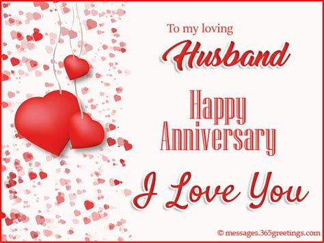 Wedding Anniversary Wishes To Husband by Anniversary Wishes For Husband 365greetings