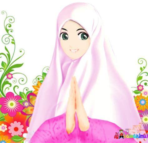 gambar kartun wanita muslimah cantik newhairstylesformen2014