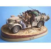 Photo 4  Desert Scorpion LRDG 1942 Dioramas And
