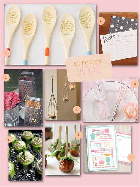 kitchen themed bridal shower favors a kitchen themed wedding shower myweddingfavors wedding tips trends bridal