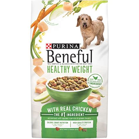 beneful puppy purina beneful healthy weight with real chicken mypointsaver