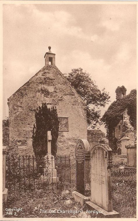 what is the oldest postcards fordyce school aberdeenshire