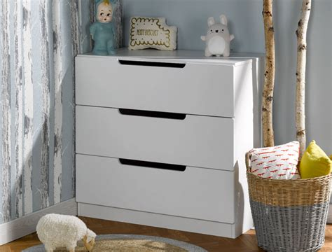 Commode Bebe Blanche by Commode Chambre Enfant Blanche Plume