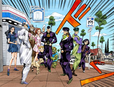 s colored jojo s colored adventure team our releases