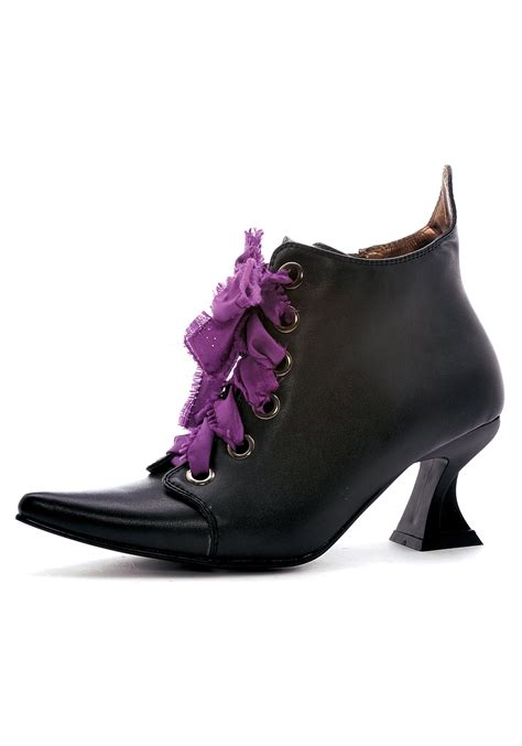 womens lace up witch shoes ebay