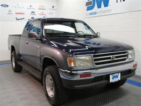 Toyota T100 4x4 For Sale Used 1998 Toyota T100 Truck Sr5 Extended Cab 4x4 For Sale