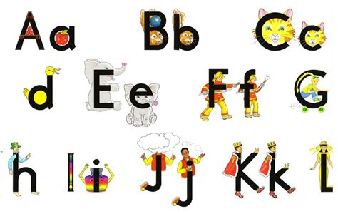Letter Land letterland primary years