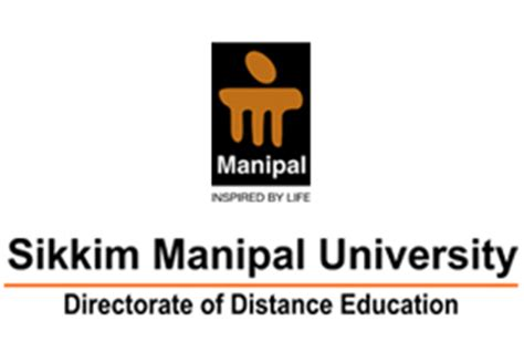 Sikkim Manipal Correspondence Mba by Distance Mba In India Distance Mba Colleges Universities