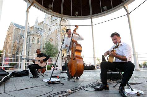 musique swing la f 234 te de la musique dans le sud ouest en images sud