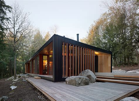 contemporary cabin plans design inspiration modern cabin love studio mm architect