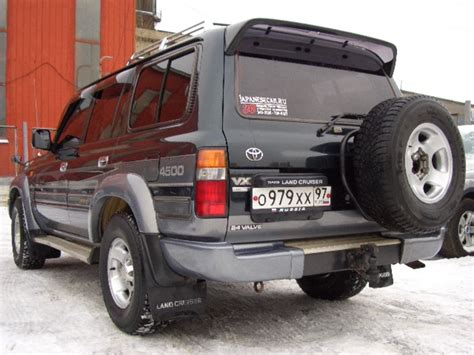 1995 Toyota Land Cruiser For Sale 1995 Toyota Land Cruiser For Sale