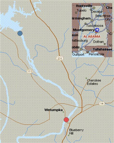 coosa river map map for coosa river alabama white water cr 213 or dam