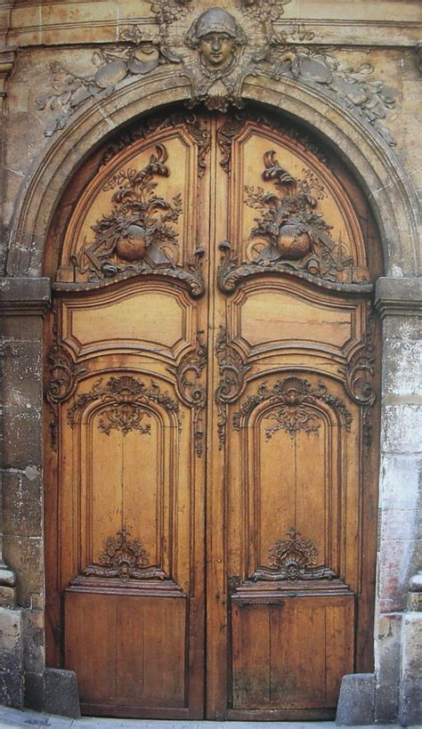 beautiful worldly influenced front doors french doors rue moniseur le prince incredible carved doors can t