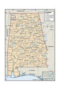 political map of alabama political map of alabama poster at allposters