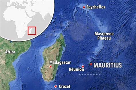 The Lost Continent scientists discover lost continent beneath