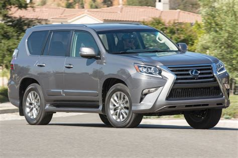 lexus truck used 2016 lexus gx 460 for sale pricing features edmunds