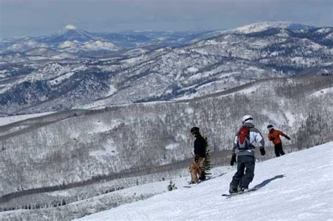 steamboat from denver ski area report card dings four colorado resorts with