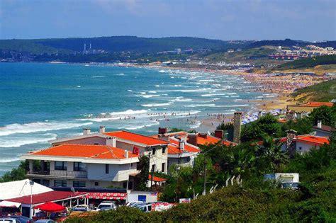 top  istanbul beaches   beach lovers