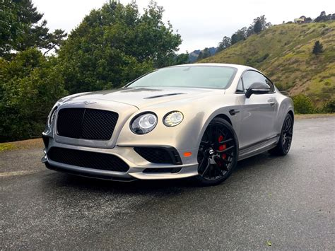 bentley continental supersports bentley continental supersports review photos details