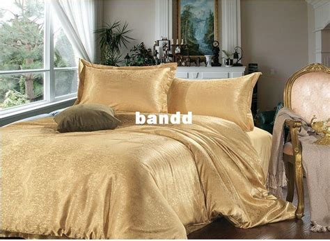 gold comforter sets king size luxury bedding sets king size orange duvet cover sets