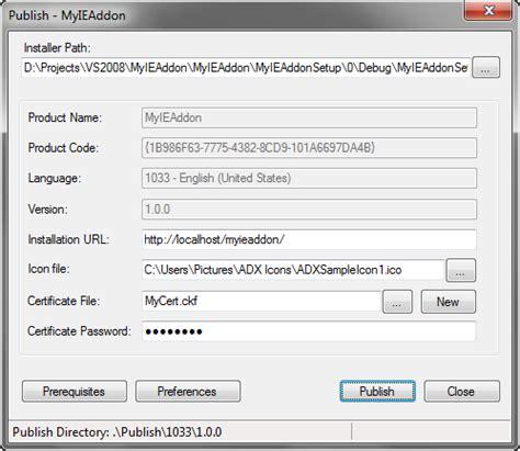 download add in express 2010 for internet explorer