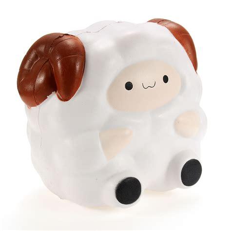 Squishy Jumbo squishy jumbo sheep 13cm rising with packaging