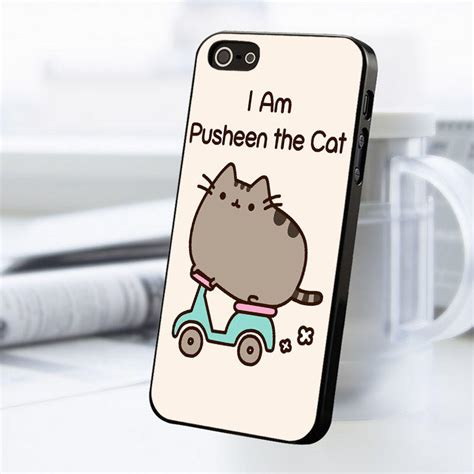 pusheen the cat iphone 5 or 5s from blicase custom