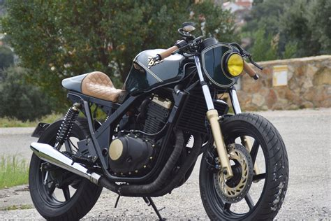 honda cbf 500 honda cb500 cafe racer by bold motorcycles bikebound