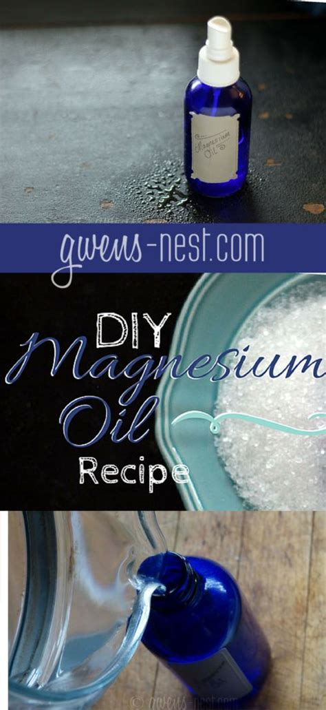 Magnesium Chloride Detox by 25 Best Ideas About Magnesium Sulfate On