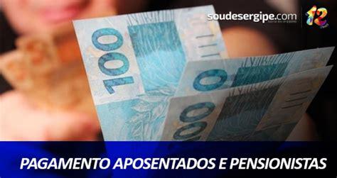 pagamento dos aposentado e pensionista do estadomaio 2016 estado parcela pagamento a aposentados e pensionistas
