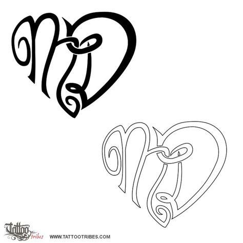 tatuaggi cuore con lettere 31 best letter g images on