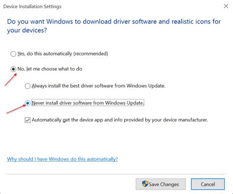 enable or disable automatic driver updates on windows 10 enable or disable automatic driver updates on windows 10