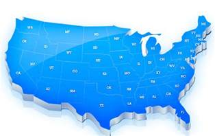 usa map template for photoshop