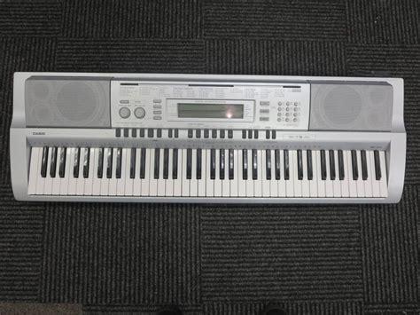 Keyboard Casio Wk 210 Casio Wk 210 76 Key Keyboard Reverb
