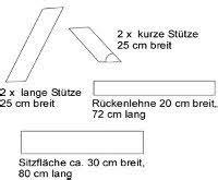 Gartenbank Selber Bauen Anleitung 2939 by Gartendusche Selber Bauen