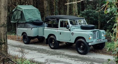 Cool Camping Chairs Land Rover Series 3 Defender Tdi Opumo