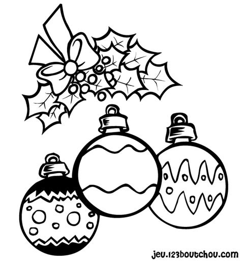 Dessin Decoration De Noel by Comment Dessiner Des Decoration De Noel