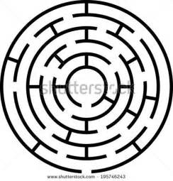 maze shape stock photos images amp pictures shutterstock