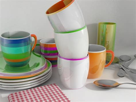 dishes for a readiness for kindergarten learning at home dishes