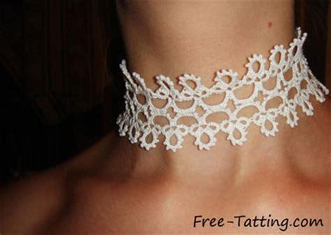 free patterns knitting crochet tatting tatting lace