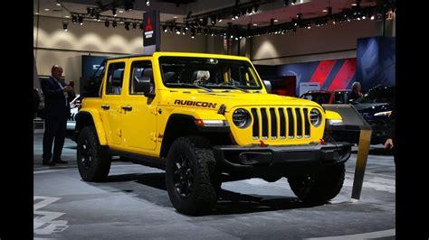 2020 Jeep Gladiator Yellow by Chapman Chrysler Jeep
