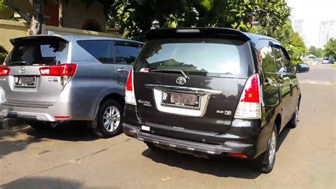 Toyota Innova G Mt toyota innova g 2016 vs 2009 mt 2 0 petrol