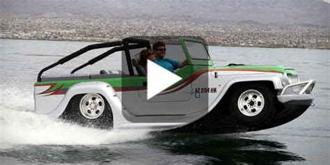 watercar panther watercar panther the fastest world s amphibious car