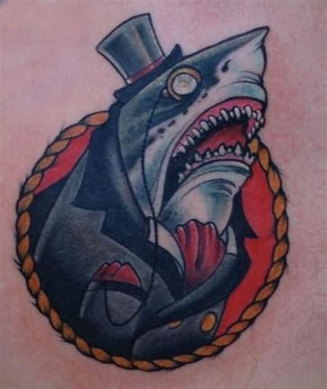 traditional shark tattoo 57 popular shark tattoos and designs